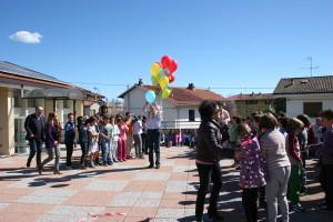 La scuola primaria di Loranzè ricorda Mario Lodi (marzo 2014)