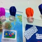 Le nostre piccole mongolfiere