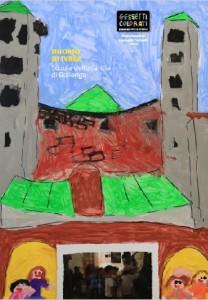 Duomo di Ivrea: rielaborazione scuola infanzia di Bollengo